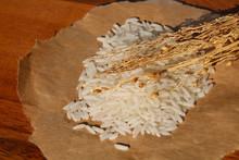 Reis Und Reisstroh