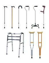 Canes, Crutches And Walkers. S...
