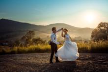 Emotional Wedding Shot Of The ...