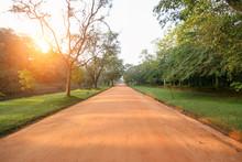Sri Lanka, The Rock Of Sigiriy...