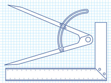 Divider And Angle