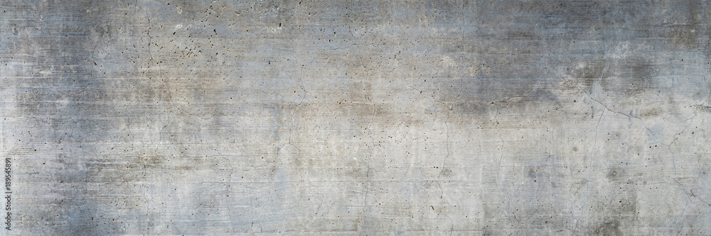 Fototapeta Texture of old gray concrete wall for background