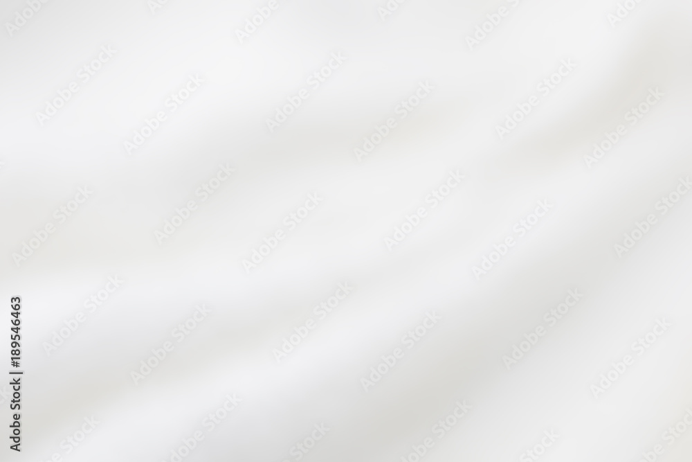 Fototapety, obrazy: abstract blurred white soft fabric texture background
