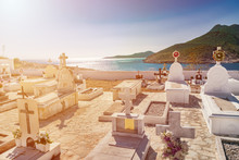 Orthodox Cemetery Near Pontamo...