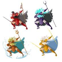 Greek Roman Gods