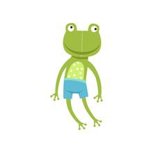 Cute Soft Frogling Plush Toy, ...