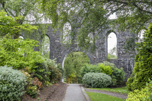 McCaig's Tower In Oban, Scotland