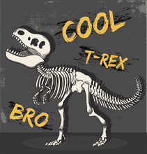 Cool And Cute Dinosaurs Graphi...