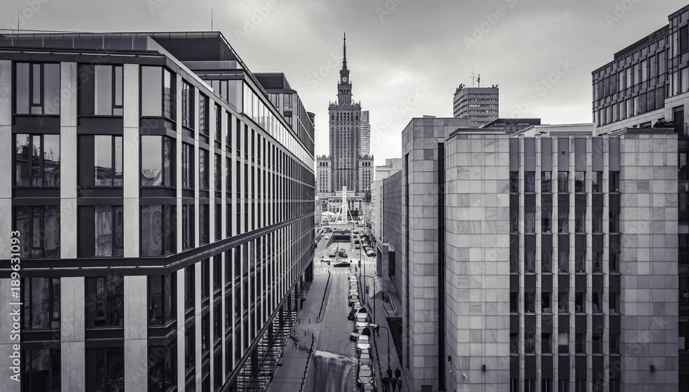 Fototapety, obrazy: Architektura Warszawy