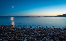 The Isle Of Skye At Dusk, Scot...