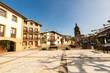 The Basque town of Arrieta, Spain