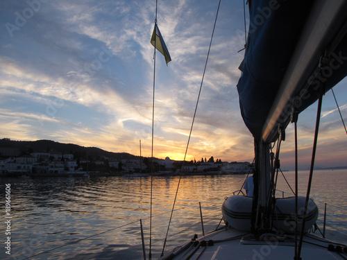 Staande foto Athene water`s lifestyle