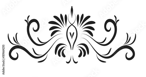 8d1f1e170 vector tattoo tribal decor.. - Buy this stock vector and explore ...