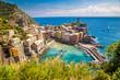 Vernazza - Cinque Terre, La Spezia, Liguria, Italy