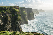 The Cliffs Of Moher, Irelands ...