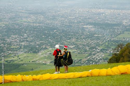 Paragliding - Tucuman - Argentina