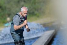Caviar Fish Farm Manager