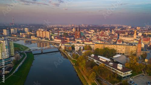 beautiful day in Opole town. Poland © WN8540284