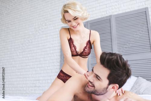 Sexy Massage Girl