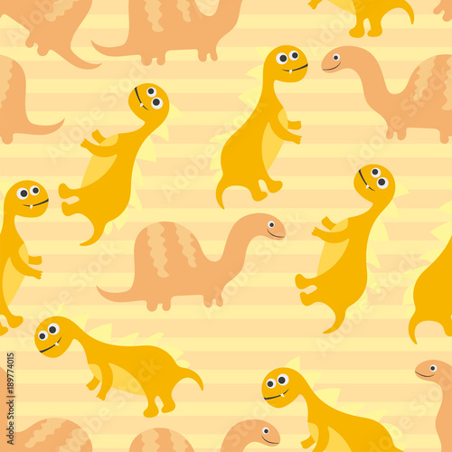 Cotton fabric Seamless pattern for kids. for cards, invitations, baby shower, kindergarten