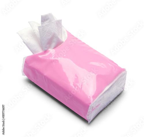 Open Tissue Pack Fototapete