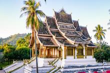 Classic Temple Landmark From L...