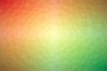Triangle Pattern With Gradient.
