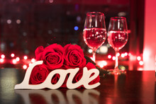 Valentines Day And Love Concep...