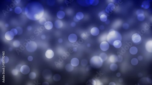 Fototapety, obrazy: Abstract light bokeh background, Christmas lights, Blurry lights, Glitter sparkle