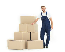 Worker Supplies  Boxes, Isolat...