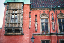 Sculptures For  Wroclaw
