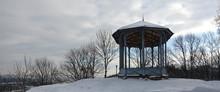Pavilion In The Kiev Park Vlad...