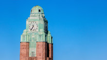 Helsinki Railway Station Clock...