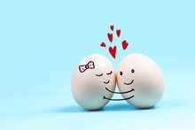 Egg With Expression, Eggs Expr...