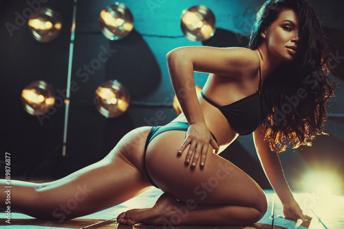 Fotografía  Young sexy woman