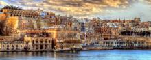Malta, City Of Valletta