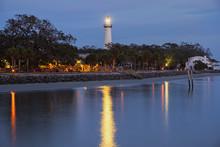 St Simons Island Lighthouse Al...