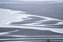 Küsten-Landschaft Vatnsnes - Halbinsel / Nord-Island
