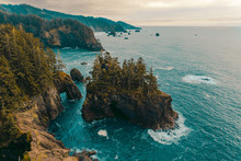 Oregon Coastline | Samuel H. B...