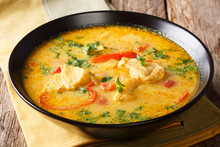 Moqueca Stew Fish With Bell Pe...