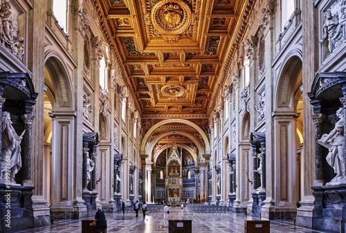 Obrazy Rzym  archbasilica-san-giovanni-in-lateran-rzym-wlochy