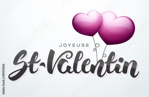 Photo Saint-Valentin