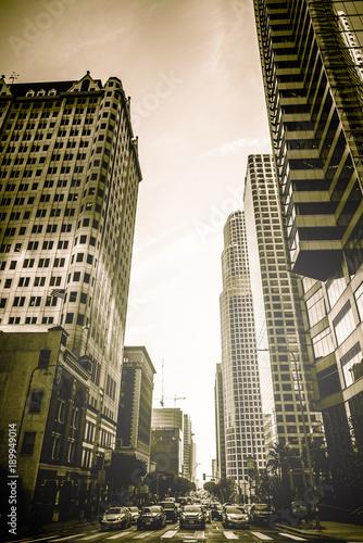 Staande foto Los Angeles Los Angeles
