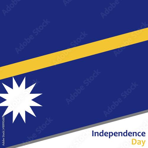 Fotografia  Nauru independence day