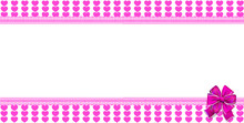 Cute Horizontal Template With ...