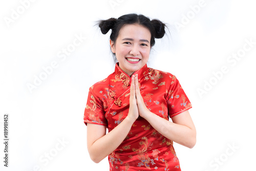 Portrait of asian woman in traditional chinese long dress cheongsam portrait of asian woman in traditional chinese long dress cheongsam black hair nice m4hsunfo