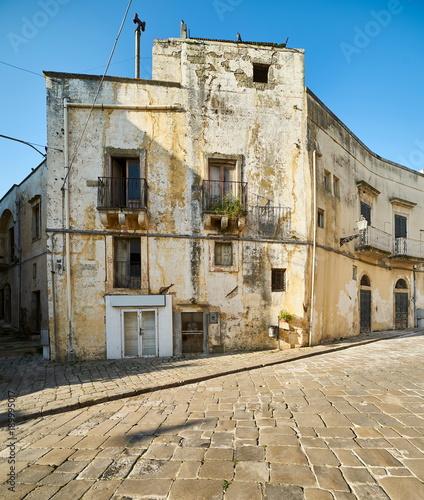 Photo Historic Center - Galatina in Salento - Italy
