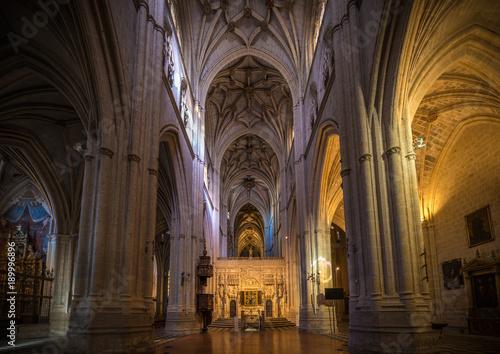 Photo Catedral en Palencia, Castilla y León, España