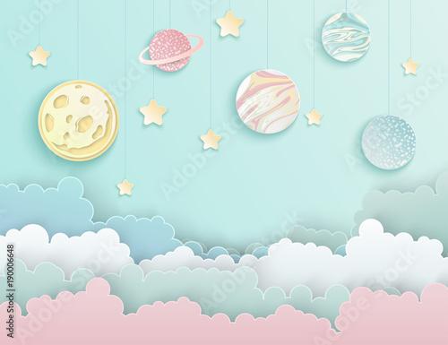 uklad-sloneczny-nad-chmurami