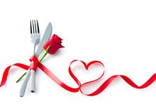 Valentine Fork, Knife, Spoon, ...